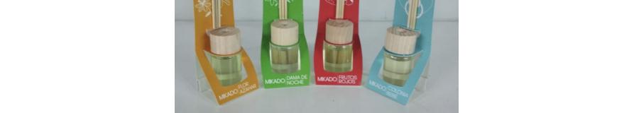 Mikados difusores