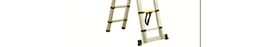 Escaleras y Taburetes Metálicos